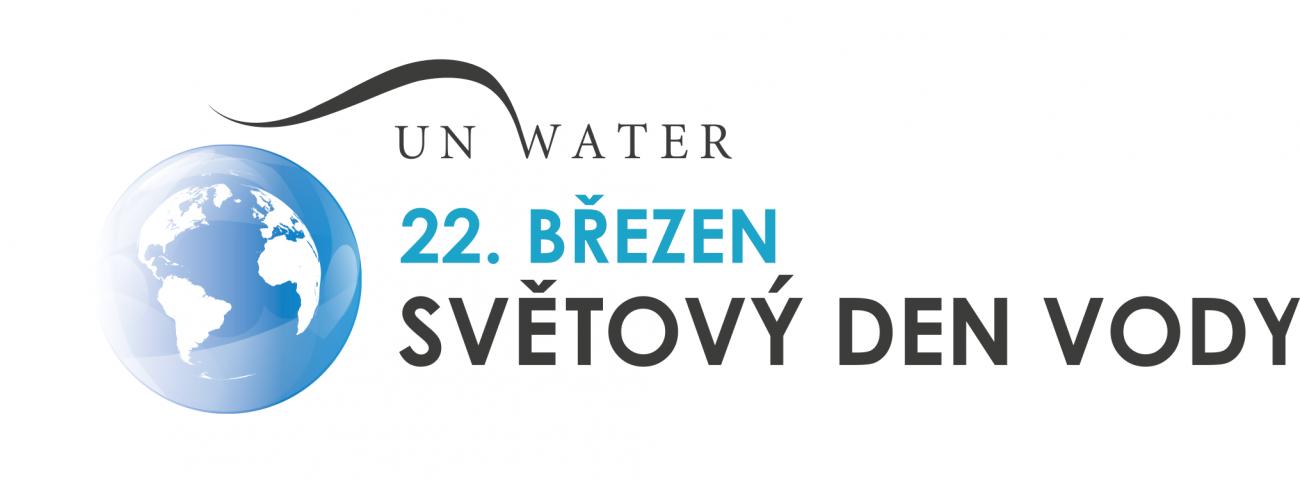 Logo Světového dne vody